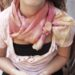 Mekkeora méretű selyem kendőt válassz?
